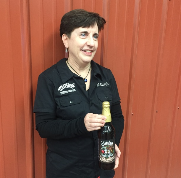 Cynthia Olmstead, Business Operations Director, Driftless Brewing Company LLC